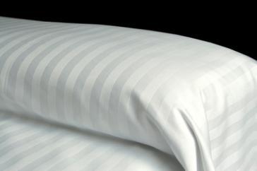 Colcha LISTADA 50% algodón - 50%poliéster