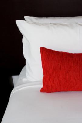 Sábana encimera y bajera POPELIN 100% algodón peinado 115gr./m2
