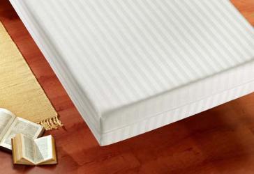 Funda colchón RASO LABRADO 100% algodón