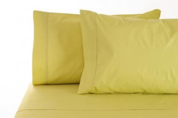 Funda almohada color MAHON  50% algodón 50% poliéster