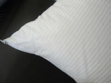 Funda cojín MICRO MORITZ  con cremallera 100% algodón peinado y mercerizado