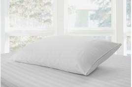 Funda almohada PLUMETTI con cremallera 100% algodón peinado