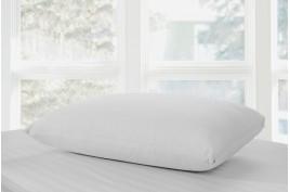 Funda almohada ANTIÁCAROS con cremallera 100% algodón