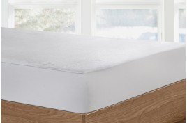 Protector colchón rizo ALOE VERA 100% algodón